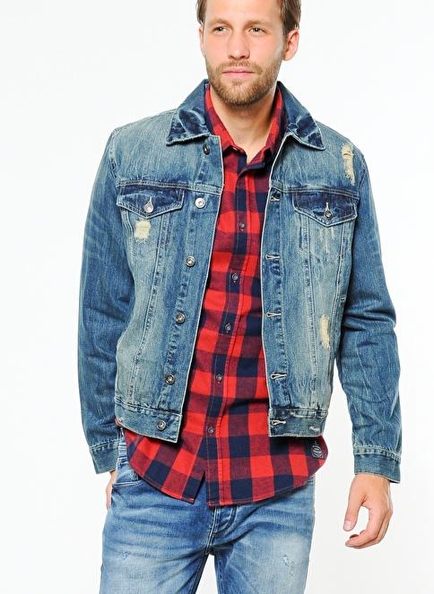 Bonprix Ceket Mavi